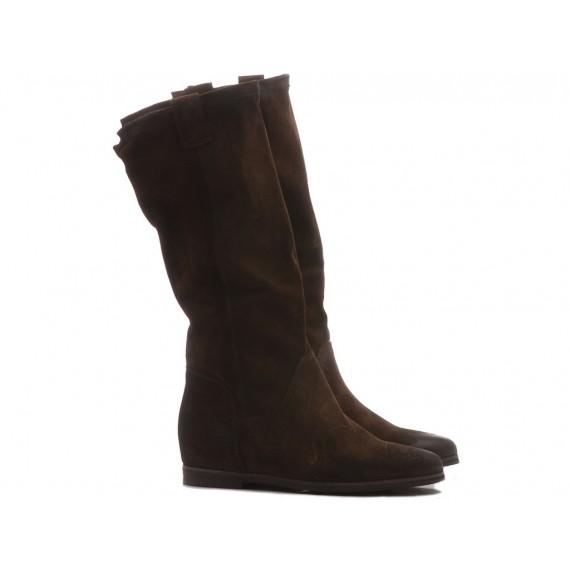 Metisse Women's Boots Sude Ebony IN63