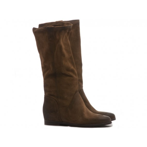 Metisse Women's Boots Sude Taupe IN63