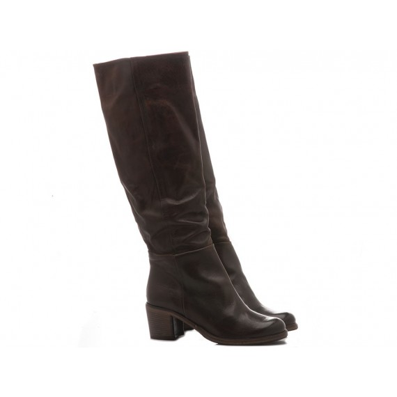 History 541 Women's Ankle Boots Roberta06 Coffee