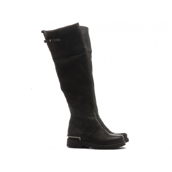 A.S. 98 Women's Boots Leather Black 558304