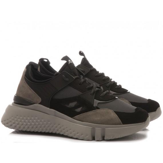Ambitious Sneakers Uomo Camoscio Grigio 9778