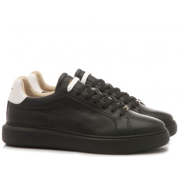 Ambitious Sneakers Uomo Camoscio Black 8320-4232AM