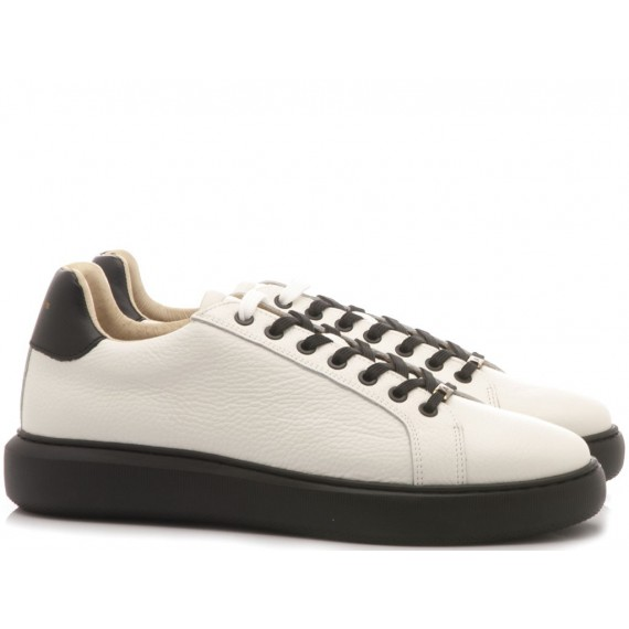 Ambitious Men's Sneakers Suede White 8320-4226AM