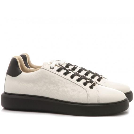 Ambitious Sneakers Uomo Camoscio White 8320-4226AM