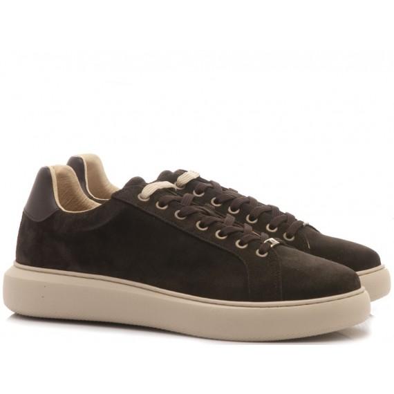 Ambitious Sneakers Uomo Camoscio Moro 8320-1325AM