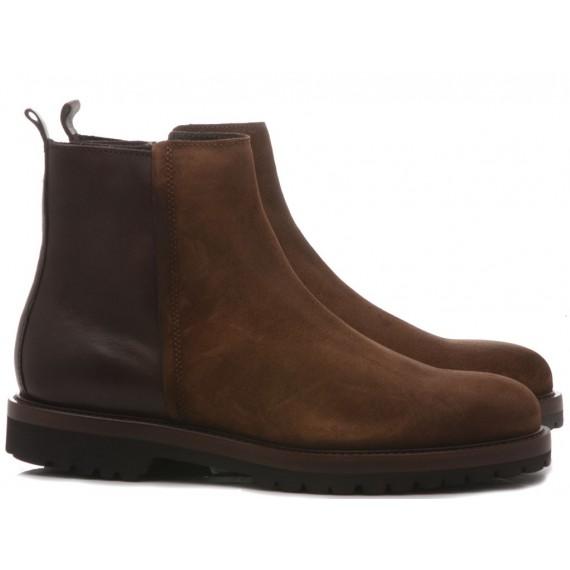Maritan G-Marco Ferretti Men's Ankle Boots Moss Manolete