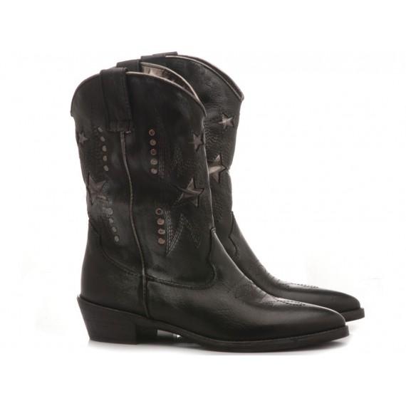 Kammi Women's Boots Black RCA100