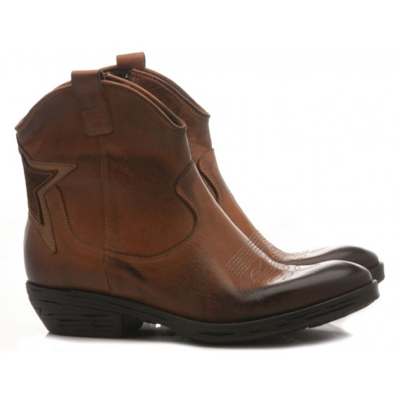 Concept Women's Ankle Boots West Brown