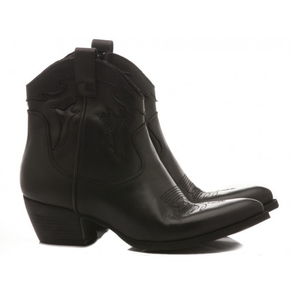 Concept Women's Ankle Boots T-304 Black
