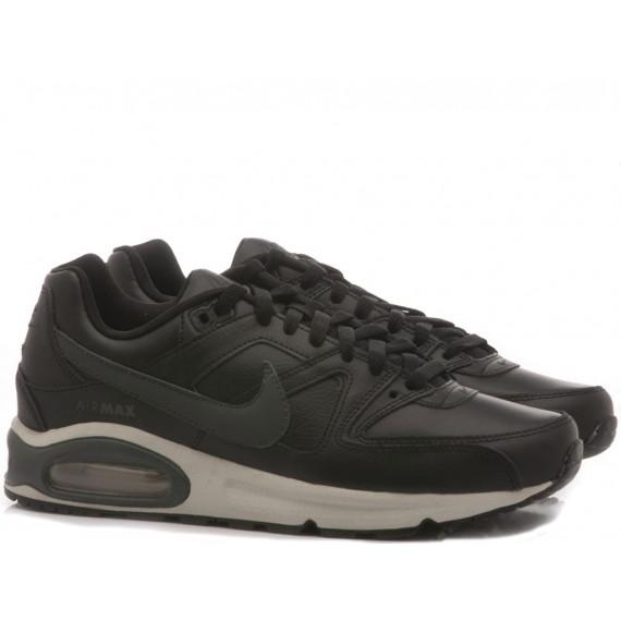 Nike Men's Sneakers Air Max Command Black