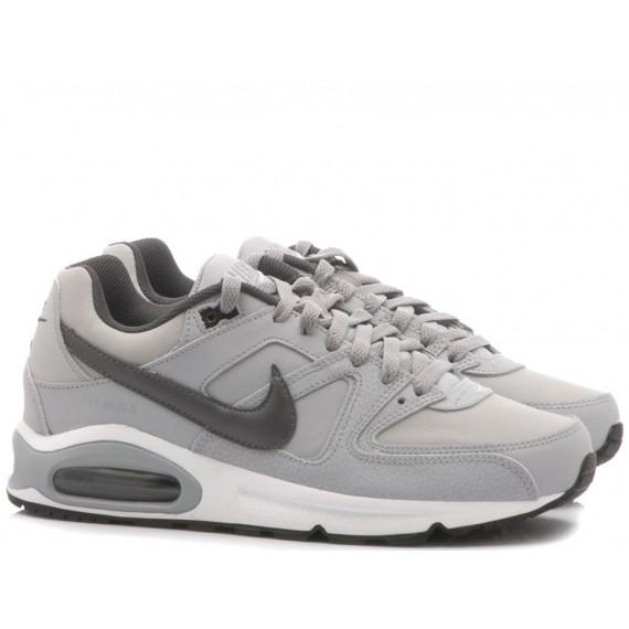 Nike Sneakers Uomo Air Max Command Grey