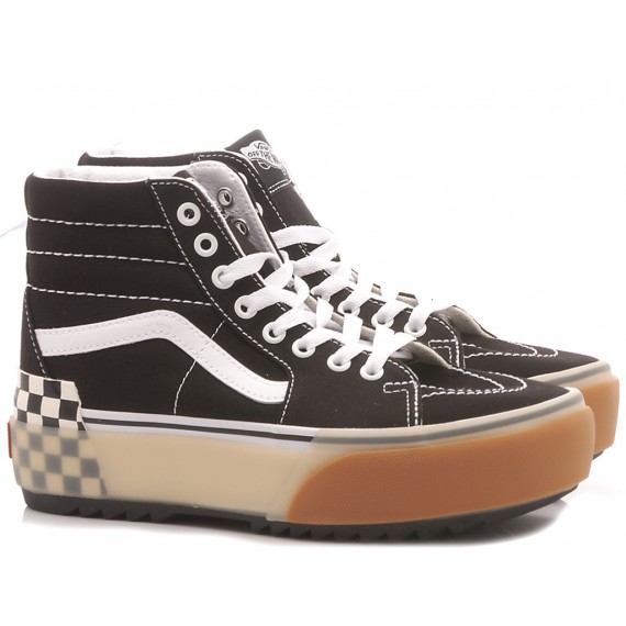 Vans Sneakers Donna Sk8-Hi Stacked VN0A4BTW95Y1