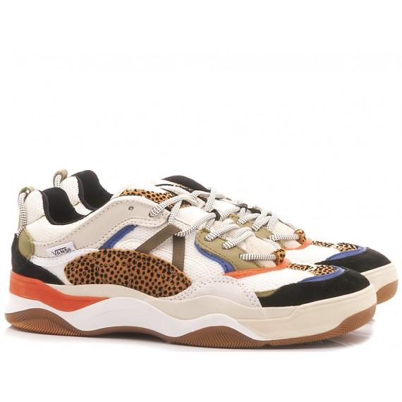 Vans Sneakers Uomo Old Skool Black-White VN000D3HY28