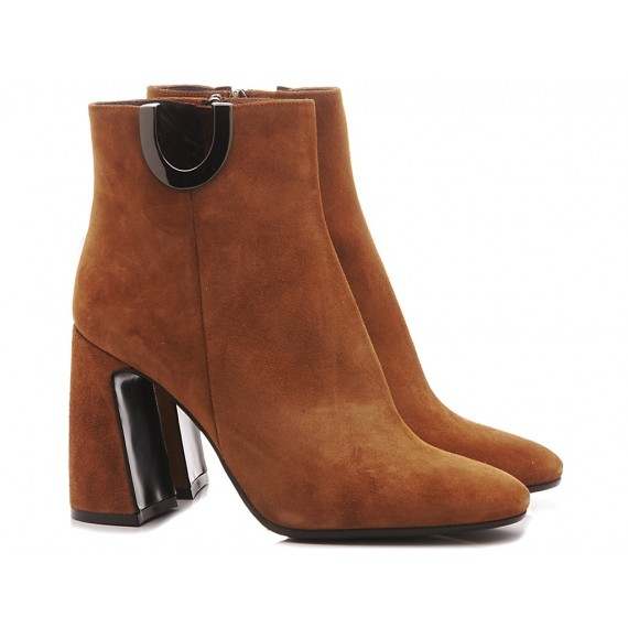 Chantal Woman's Ankle Boots Suede 441