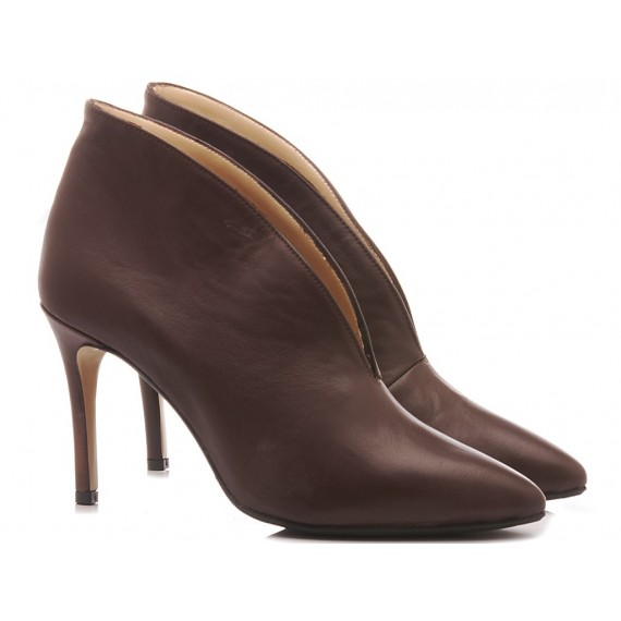L'Arianna Women's Ankle Boots Piuma Ebony TR8008