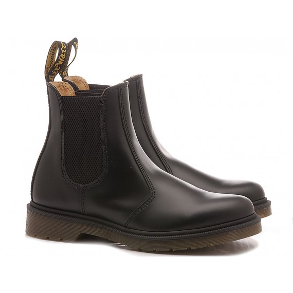 Dr. Martens Women's Chelsea Boot Black Smooth 10297001
