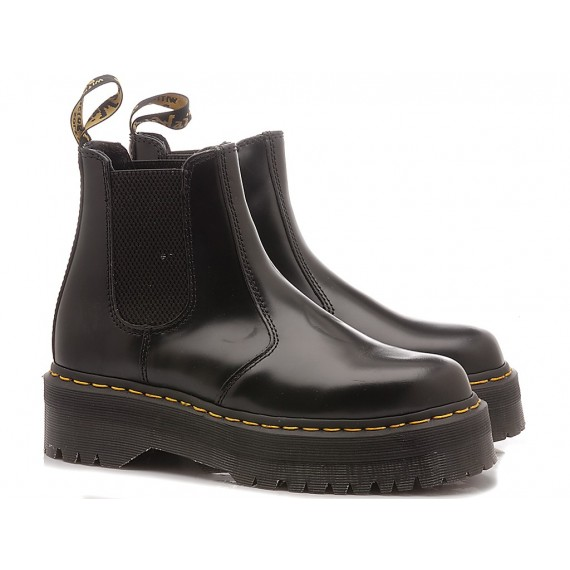 Dr. Martens Donna Chelsea Boot Black Smooth 10297001