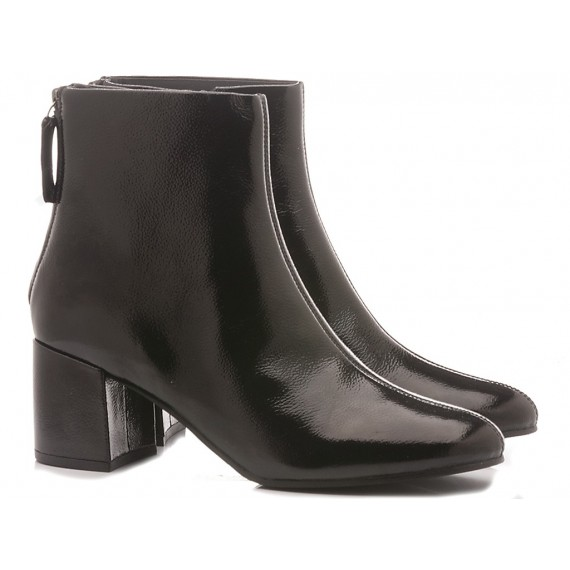Adele Dezotti Women's Ankle Boots AX0303X Black