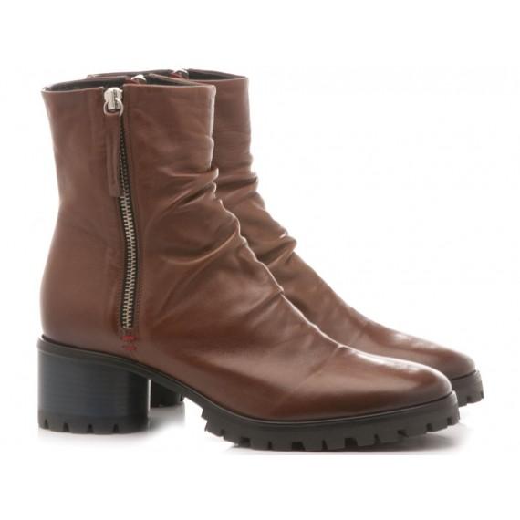 Halmanera Woman's Shoes Astree01 Coffee