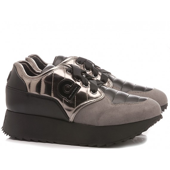 Agile By Ruco Line Snakers Donna 1412 Acciaio