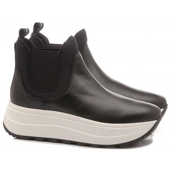 Janet Sport Women's Ankle Boots Black 44729