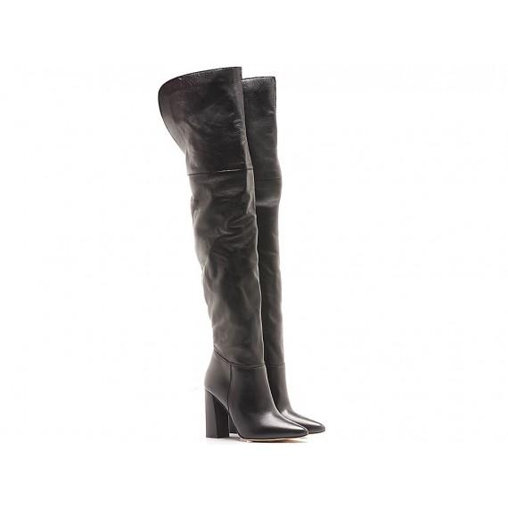 Kammi Women's Boots Black Luana 1156