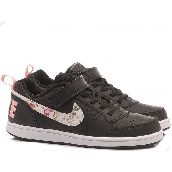 Nike Children's Sneakers Court Borough Low VF (PSV)