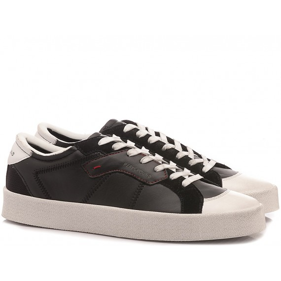 MOA Playground Men's Sneakers MP1039 Black