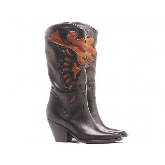 Curiositè Women's Boots Black 1601