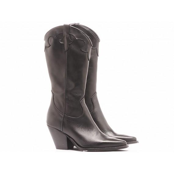 Curiositè Women's Boots Black L212
