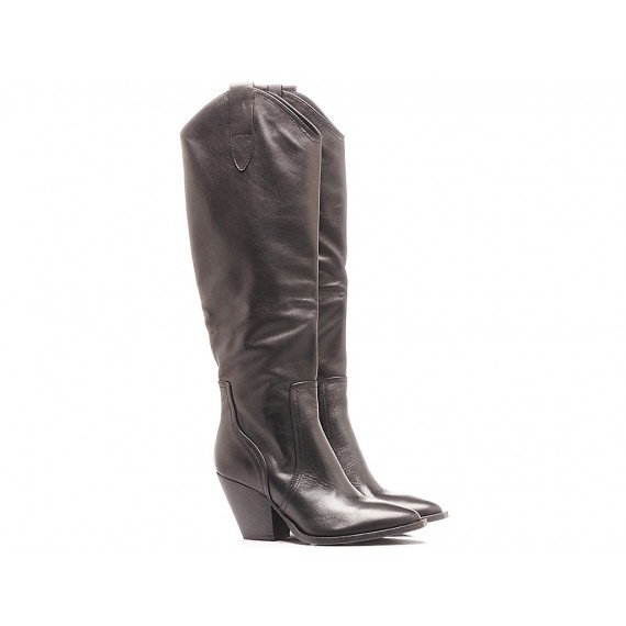 Curiositè Women's Boots Black TX9
