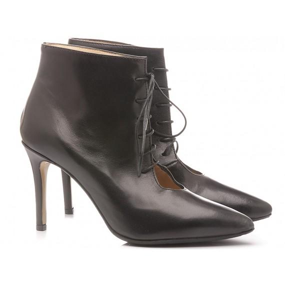 L'Arianna Women's Ankle Boots Siviglia Black TR8021