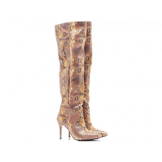 L'Arianna Women's Boots Snake ST1175
