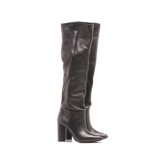 L'Arianna Women's Boots Leather Black ST1175/S