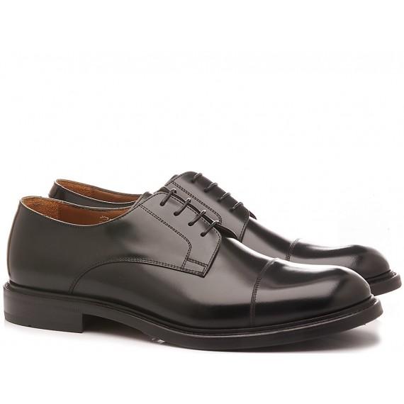 Rossi Men's Classic Shoes Calf Black 8104