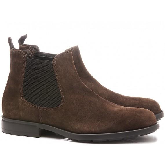 Maritan G-Marco Ferretti Men's Ankle Boots Moss Congo