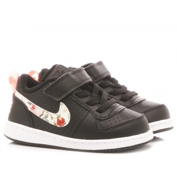 Nike Children's Sneakers Court Borough Low VF (TDV)