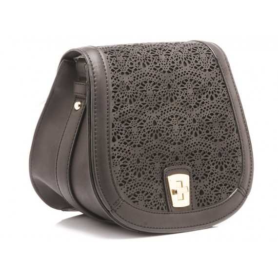 Fornarina Women's Bag Leather Black