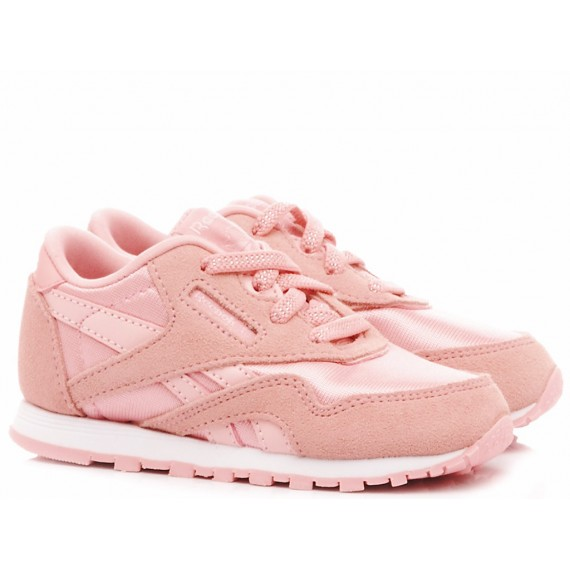 Reebok Women's Sneakers CL Nylon Infants DV9547