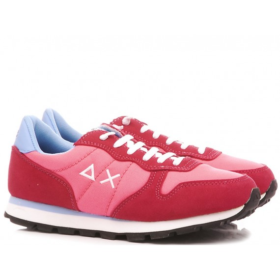 Sun 68 Children's Sneakers Z29402 Fuxia