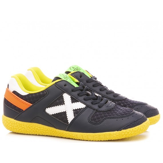 Munich Boy's Shoes-Sneakers Goal 8128457