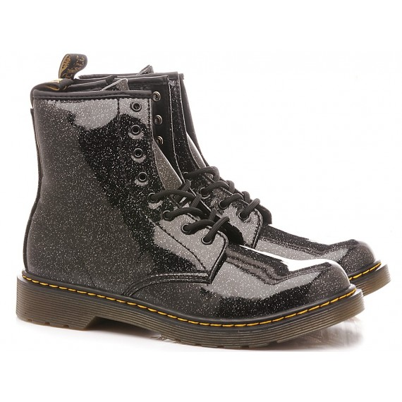 Dr. Martens Girl's Ankle Boots 1460 Glitter Y 24092001