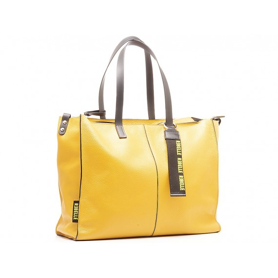 Rebelle Women's Bag Leather Mustard