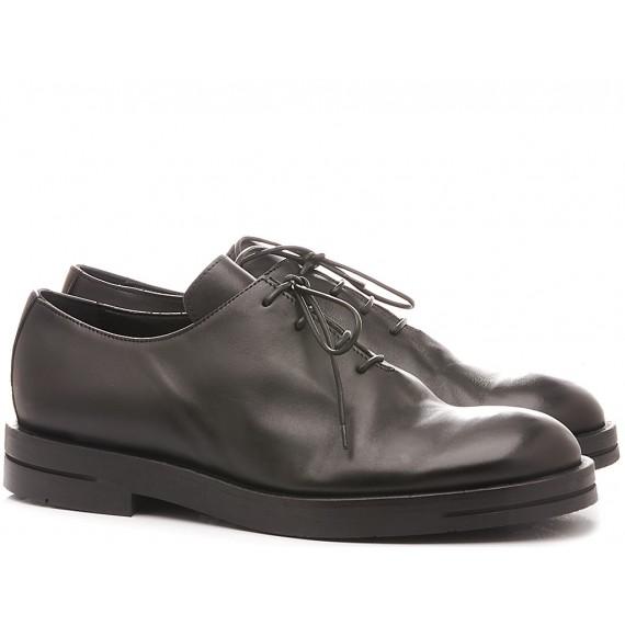 Ernesto Dolani Men's Classic Shoes Mendoza Black 2512