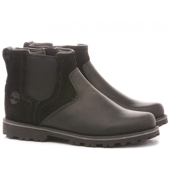 Timberland Children's Ankle Boots Nabuk TB0A1QQX