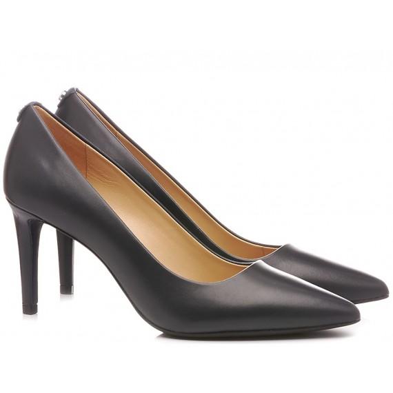 Michael Kors Women's Shoes Decolletè Leather Admiral