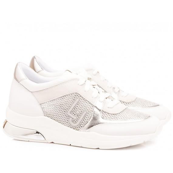 Liu.Jo Women's Sneakers Karlie 12 White