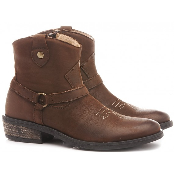 Samuel Children's Ankle Boots Leather IS414-B