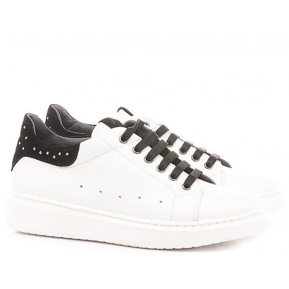 Chiara Luciani Girl's Sneakers 1913 White