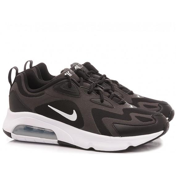 Nike Men's Sneakers Air Max 200 Black